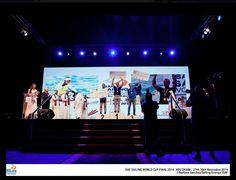 1st........ ISAF World Cup Final Abu Dhabi 2014