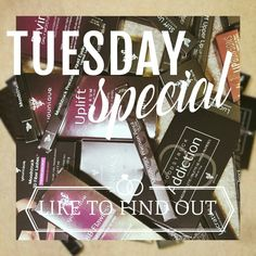 Tuesday Special with Younique, flash sale ideas, specials, offers younique brand