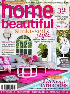Nice Home Beautiful February Clipped From Home Beautiful Using Netpage.