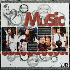 Music - Scrapbook.com
