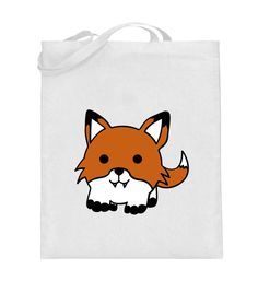 Jutebeutel Fuchs T-Shirt Fuchs T-shirt, Jute, Mint, Baby, Snoopy, T Shirt, Fictional Characters, Pink, Cotton