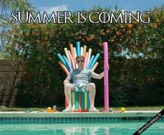 image drole - Summer is coming