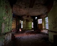 Buffalo State Hospital History and Abandoned Photography at Opacity. ..♥.Nims.♥