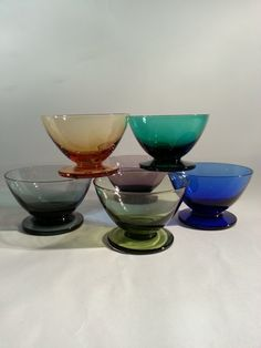 Mid Century Vintage Kristal Unie Maastricht by fcollectables