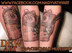 Nagyváti Dávid Tetováló Művész