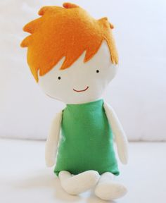Doll Sewing Pattern Toy Cloth Boy Doll Pattern Dog PDF - Hunter & Rex on Etsy, $11.17 AUD
