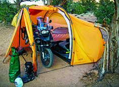 web-Redverz Series II Expedition Tent