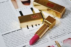 YVES SAINT LAURENT ROUGE PUR COUTURE THE MATS IN 207 ROSE PERFECTO