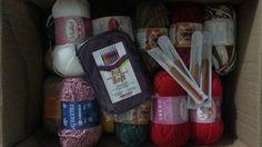 Diário Crochê Tricô: Novos Materiais