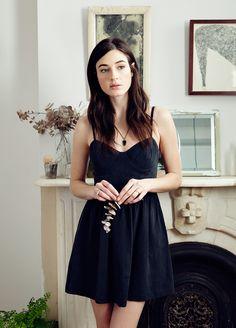 STEVEN ALAN: little black dress
