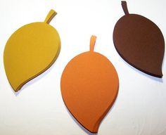 Die Cut Leaf 2x4 Gold Brown Orange Tag, Wishing Tree Cards, Name Tag, Escort Cards 45pc on Etsy, $15.00 wished for the baby.