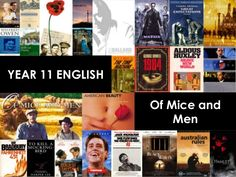 Learning Object: Text Analysis, Of Mice and Men