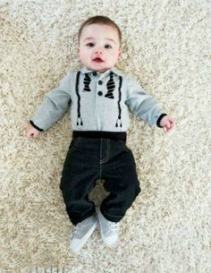 Jersey Bowtie Graphic Bodysuit & Suspenders