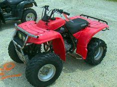 2000-2006 Yamaha Big Bear 400 2x4 /& 4x4 Rear Gas Shock with Spring