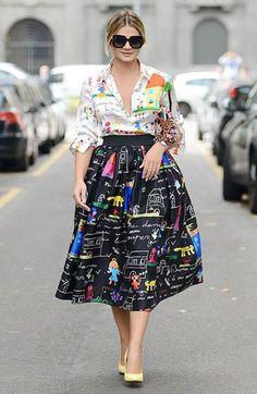 Top Milan Fashion Week SS16 Street Style   Global Blue