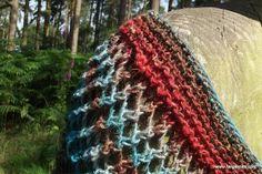 Noro Silk Garden Shawl Knitting Pattern