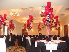wild and crazy balloon bouquets