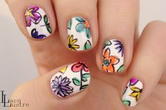 LacqLustre #nail #nails #nailart
