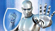 Intelligent machines: Will we accept robot revolution? (Jane Wakefield, BBC News,  7 October 2015) Shown: Robot with a shield
