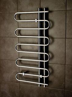 Aquaheat Pisces 1000 x 500mm Designer Heated Towel Rail