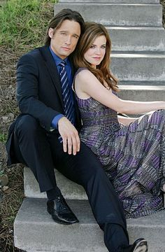 Philip and Melanie on Days of our Lives #DOOL