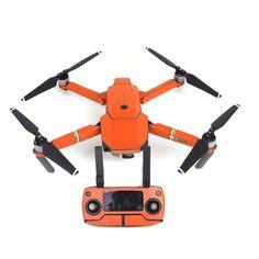 1set Gradient Carbon Fiber Remote Control Body Arm Full Set stickers Waterproof Cool Sticker for DJI Mavic Pro Drone F20197