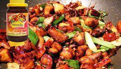 Surinaams eten – Surinaams-Javaanse ketjap kip