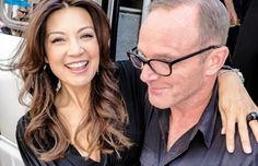 "341 Likes, 17 Comments - Mingaling Angela (@agentsofshield_philinda) on Instagram: ""Love this picture of Ming and Clark ! & Ming always looks so stunning X I'm still freaking out…"""