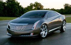 Cadillac ELR to enter EV market in 2014, will share enhanced Chevy Volt powertrain