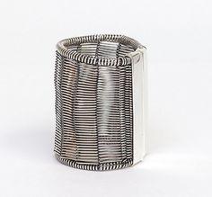 Toril Bjorg Krone sølv, Høyde 8 cm