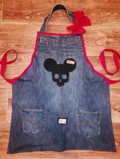 Apron, Fashion, Aprons, Cowboys, Pinafore Apron, Fashion Styles, Fashion Illustrations, Trendy Fashion, Moda