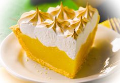 """""""Grandma's Lemon Meringue Pie"""" I thought I would share a family recipe for Mother's Day. I can remember as a kid always loving my Grandma Clark's lemon meringue pie. It's still my favorite and to date nobody can make a lemon meringue like my Grandma Clark... Happy Mother's Day to all the mothers out there... and a very special Mother's Day to my Grandma Clark. Love you xoxo"""