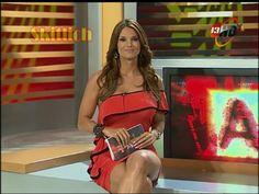 ... Host, Latina Tv, Hot Latina, Maritere Alessandri, Alessandri Maritere