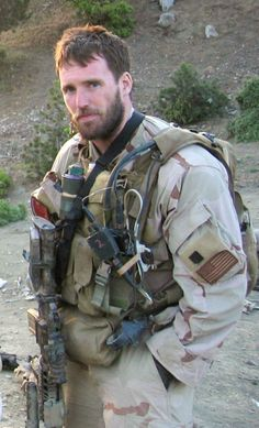 US Navy Seal Lt Michael P Murphy died in action, serving his country in Afghanistan.  Rest in peace, brother.