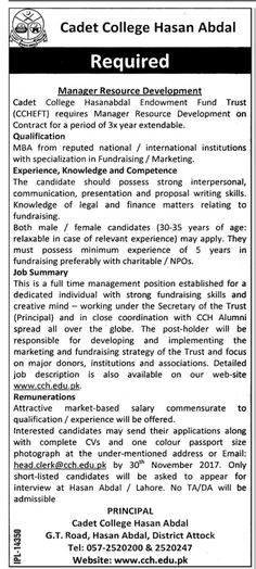 Lahore Transport Company Jobs 2017 For Chief Executive Officer