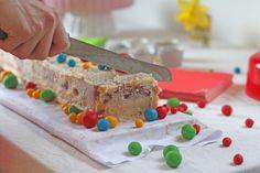 Anderhalve meter cake recept } Allihoppa