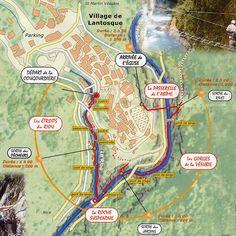 Les Canyons de Lantosque / Lantosque (06 - Alpes-Maritimes) - Via Ferrata
