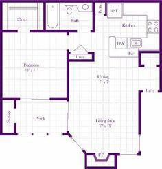 Gerber Daisy Floor Plan at The Somerset Apartments in Lewisville, TX Gerber Daisies, Somerset, Apartments, Daisy, Floor Plans, Flooring, How To Plan, Design, Gerbera