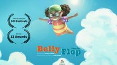 Belly Flop - animated short film on Vimeo Inspirational Videos For Students, Short Film, Language Arts, Middle School, Classroom, Animation, Teaching, Toolbox, Movie Posters