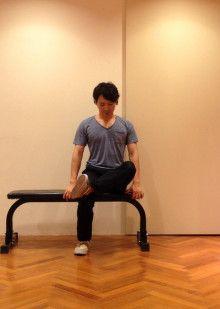 股関節で痩せるふくらはぎ〜 | モデル体型ボディメイクトレーナー佐久間健一