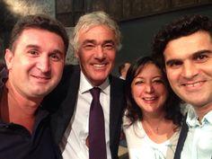 #ballarò con #Massimogiletti