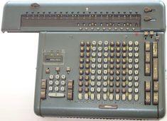 Friden electro-mechanical calculator