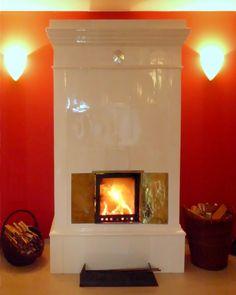 Piec kaflowy z pracowni BorysArt House, Wood Stoves, Minden, Wood Burning, Tile, Home Decor, Interiors, Fireplace Heater, Mosaics