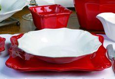 Vintage Port-Stoneware by Casafina Bridal Registry, Kitchenware, Tableware, Pie Dish, Stoneware, Wedding Gifts, Artisan, Dishes, Vintage