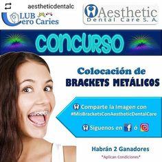 #Repost @aestheticdentalcare with @instatoolsapp ・・・ ✔CONCURSO GANA UNA COLOCACIÓN DE BRACKETS METÁLICOS (Habrá dos Ganadores). .  #MisBracketsConAestheticDentalCare. . 📍SORTEO el 31 de Octubre. . *Aplican Condiciones* 💙Obsequio de #AestheticDentalCare y el #ClubCeroCaries 💙 . #ortodoncia #brackets #ortopediamaxilar #Vivaguayaquil #guayaquil_ecuador #guayaco #concurso #sorteo #rifa #concursosguayaquil #guayaquil #guayas #gye #ecuador #villamilplayas #durán #samborondon #salinas #montañita…