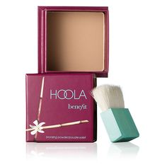 Hoola Bronzer - Benefit. Great on a variety of skin tones! *want*