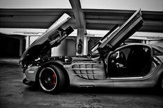 SLR McLaren 722