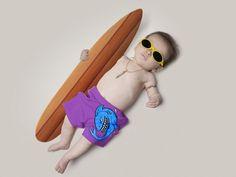 O surfista!