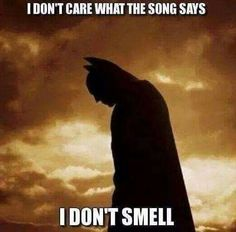 #JingleBells #BatmanSmells