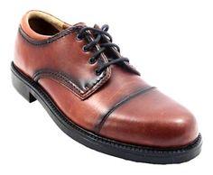 Mens Dockers Gordon Lace Up Cap Toe Dress Shoes